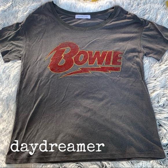 94eaa11eba Daydreamer Tops - Daydreamer Bowie Diamond Dogs Concert T-Shirt